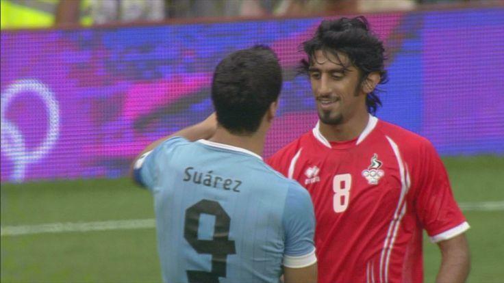 UAE 1-2 Uruguay - Men's Football Group A | London 2012 Olympics