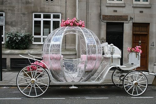 THis Carriage is a Work of Art