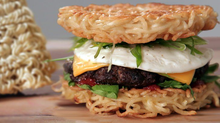 Can't decide between burgers and ramen? You don't have to!