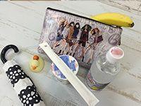 この夏にかかせないポーチ特集 ヘンリベンデル コスメポーチ  http://www.room-h.co.jp/girls-p