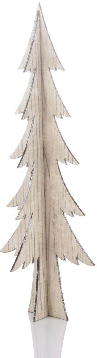 Deko-Tanne aus Holz beige, Höhe 48 cm, yourhome Jetzt bestellen unter: https://moebel.ladendirekt.de/weihnachten/weihnachtsdeko/?uid=2f9a02b6-23a4-5142-8922-387890582eab&utm_source=pinterest&utm_medium=pin&utm_campaign=boards #weihnachten #weihnachtsdeko