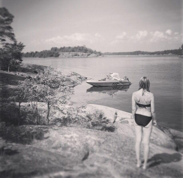 Swedish summer.