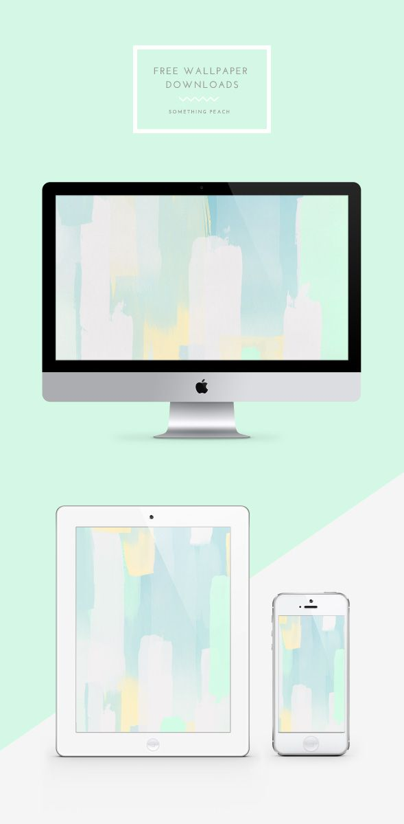 these watercolor backgrounds are too amazing // somethingpeach.com //