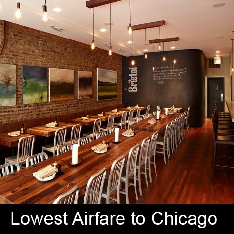 Lowest Airfare to Chicago Book your Flights to #Chicago