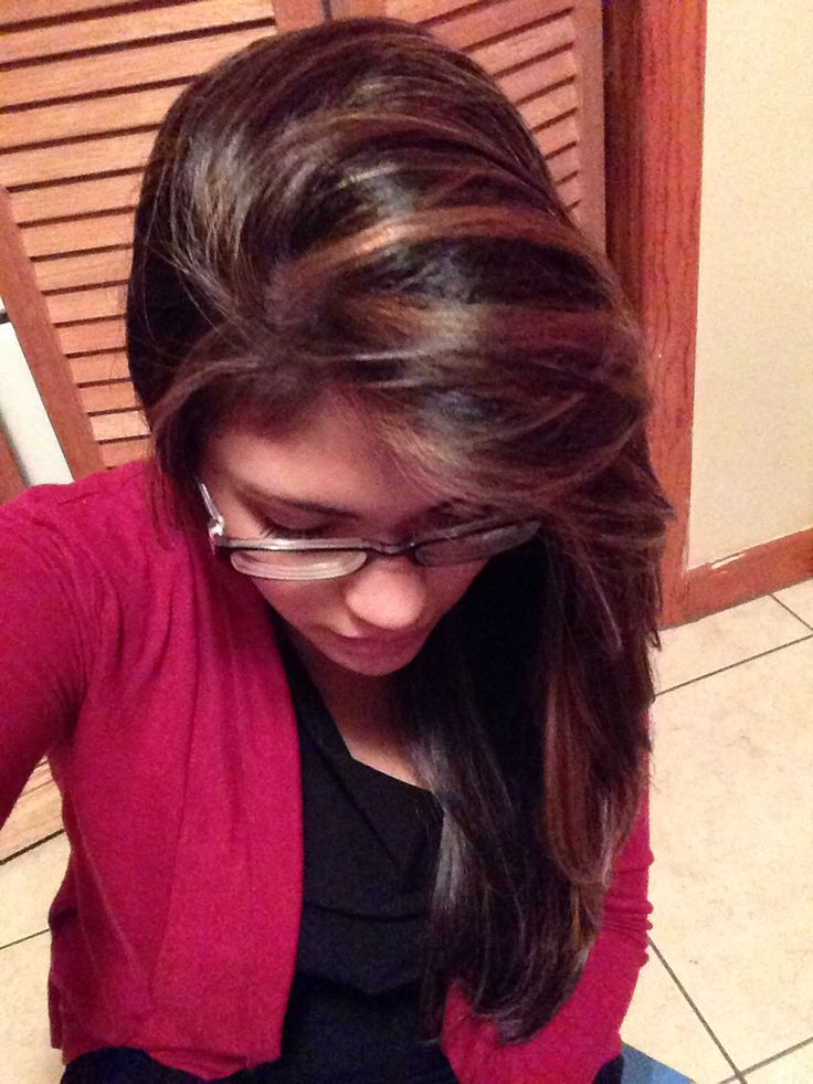 25 Best Mocha Brown Hair Ideas On Pinterest Dark Hair