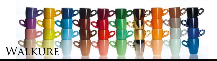 Walkure koffiekopjes espressokopjes cappuccinokopjes