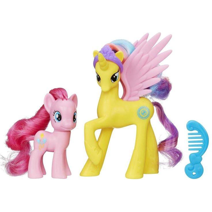 Hasbro Hasbro, My Little Pony, Игровой набор Принцессы (Pinkie Pie&Gold Lily)