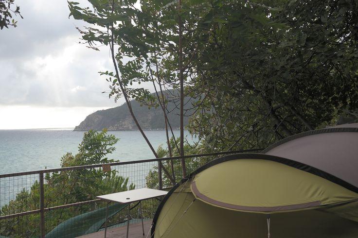 Camp # Moneglia, Italy