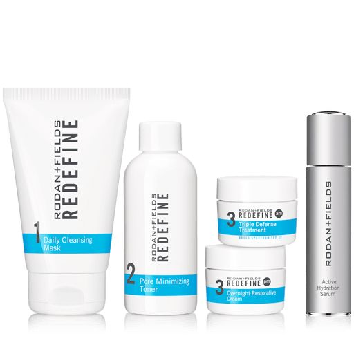 Add R+F Active Hydration Serum™ to your REDEFINE™ Regimen to amplify your skincare results. Achieve an overall hydrated glow and fewer visible fine lines for younger-looking, younger-acting skin. For a limited time, save 20% on this special offer when you purchase Active Hydration Serum with your REDEFINE Regimen.  100% had smoother skin 100% had softer skin 100% had more radiant skin 96% had younger-looking skin 88% had healthier-looking skin #redefine #winterskin #winter #skin #beauty
