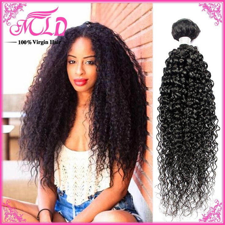 130 best mld 100 virgin human hair images on pinterest find more human hair extensions information about brazilian curly hair weave bundles 7a brazilian kinky curly pmusecretfo Images