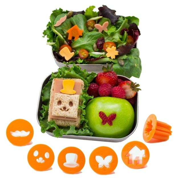Make a salad kid-friendly with BPA-free veggie cutters. | 24 Adorable Products That Are Perfect For Picky Eaters