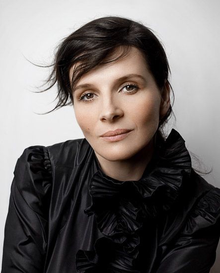 Juliette Binoche - This lady never stops amazing me with her talent and beauty. Defs going on my female crush list.