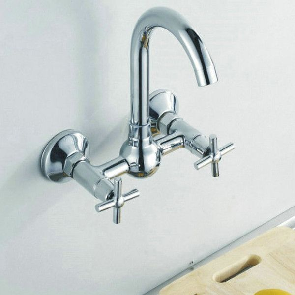 wall mounted bathroom basin kitchen sink faucet kitchen laundry tub mixer tap faucet