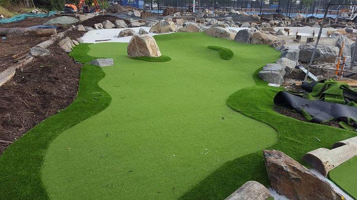 Carrara - QLD - 18 Hole Mini Golf Course - Mini Golf Creations