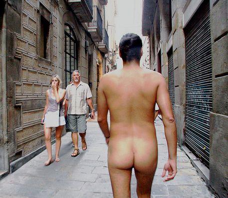 ALLEMAGNE : Munich légalise le nudisme dans ses rues... - MOINS de BIENS PLUS de LIENS
