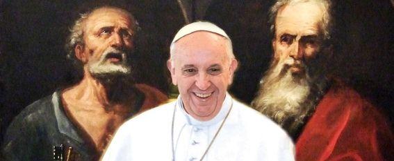 El día 29 de junio – Solemnidad de San Pedro y San Pablo – Celebramos el Día del Papa http://www.yoespiritual.com/eventos-espirituales/el-dia-29-de-junio-solemnidad-de-san-pedro-y-san-pablo-celebramos-el-dia-del-papa.html