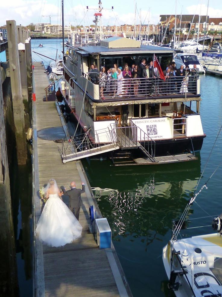 Southampton Chauffeur Hire At Princess Caroline Party Ship Ocean Village Wedding Carsprincess