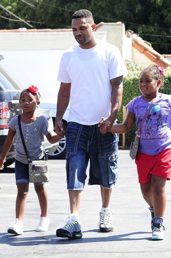 Mike Epps wearing Nike Air Max 95 EM Neon | Dem Men | Pinterest | Air .
