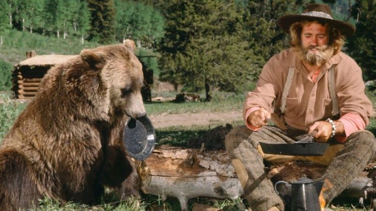 dan haggerty | Dan Haggerty as seen in The Life and Times of Grizzly Adams