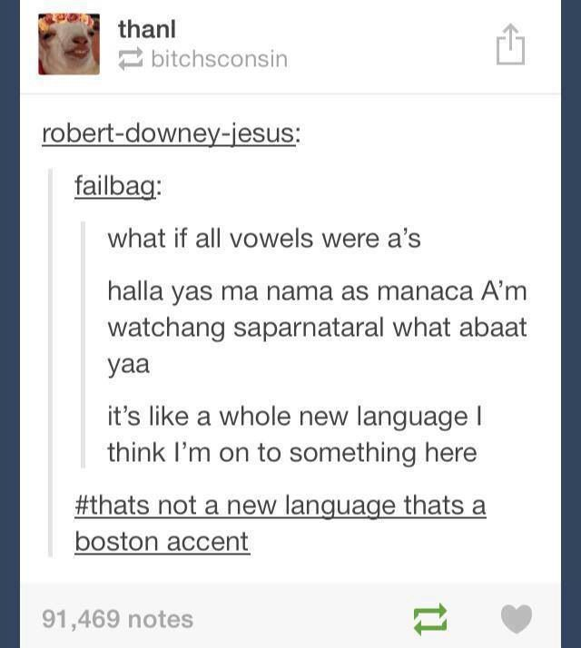 #vowels #tumblr #humor