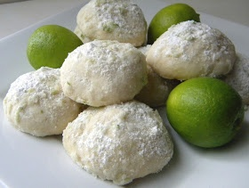 Key Lime Coolers (Beth Wampler ~ wedding) Penny this is like mommas recipe for Sandtarts!