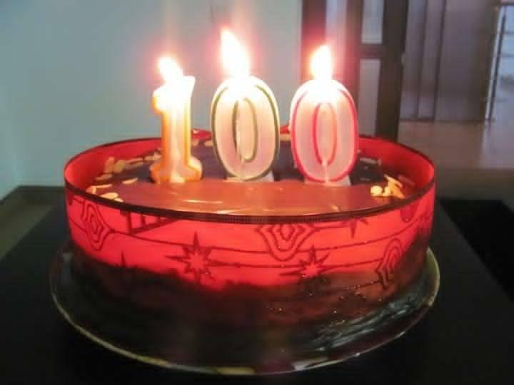 Tort de Ciocolata 100 de editii Connect Hub