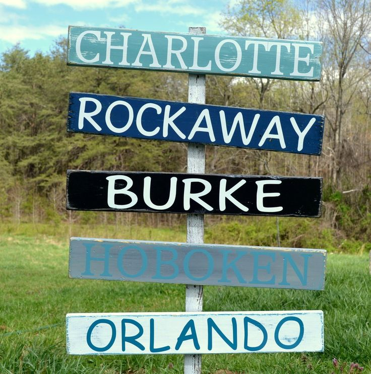 Landscape Commercial Sign: Beach Wedding Gifts, Wood Plaques And Beach Decor
