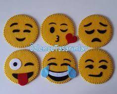 Resultado de imagen para emoji monkey felt