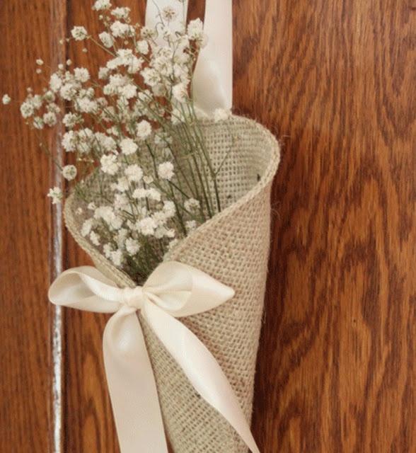 531 best Burlap Lace Wedding Ideas images on Pinterest