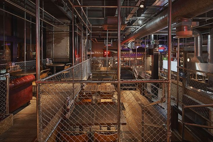 "Red's True Barbecue: ""theatrical"" distinct experience by Blacksheep"