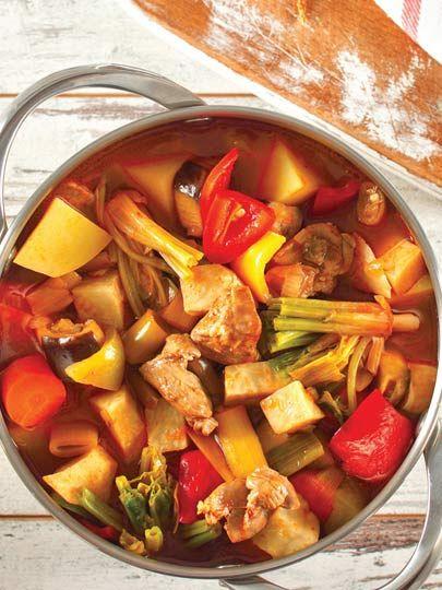 Kış türlüsü Tarifi - Türk Mutfağı Yemekleri - Yemek Tarifleri