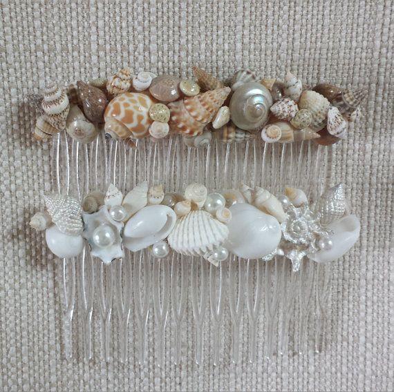 Beach Wedding Hair Accessories Beach Hair by NatalieHaganDesigns