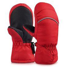 Winter Mittens for Baby Waterproof Mittens Thickening Warm Winter Gloves Boys Girls Children Kids Mittens Snowboard Gloves //Price: $US $4.89 & FREE Shipping //     #hashtag2