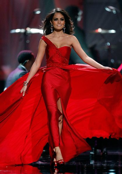 Jimena Navarrete Photos - 2010 Miss Universe Pageant - Zimbio