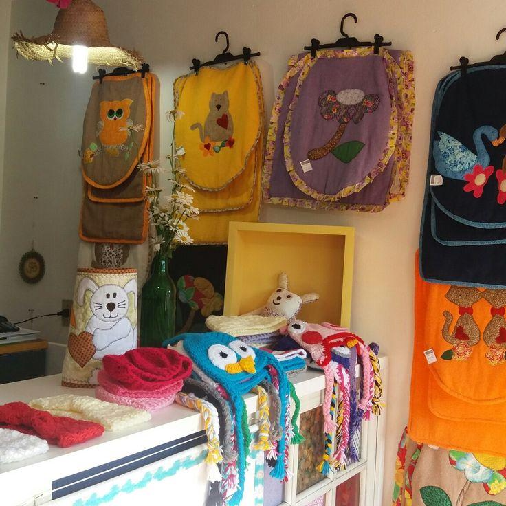 Meu atelier  colorido