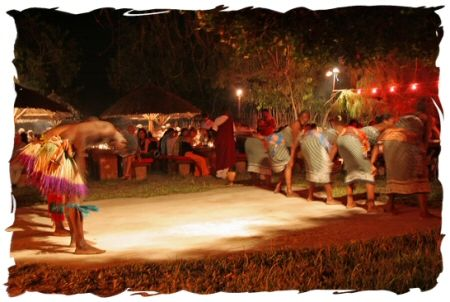 In the evening, you are entertained with a cultural dance.You are free to join and appreciate the #hospitality of Africa.