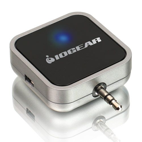 New electronic gadgets IOGear Bluetooth Wireless Audio Transmitter