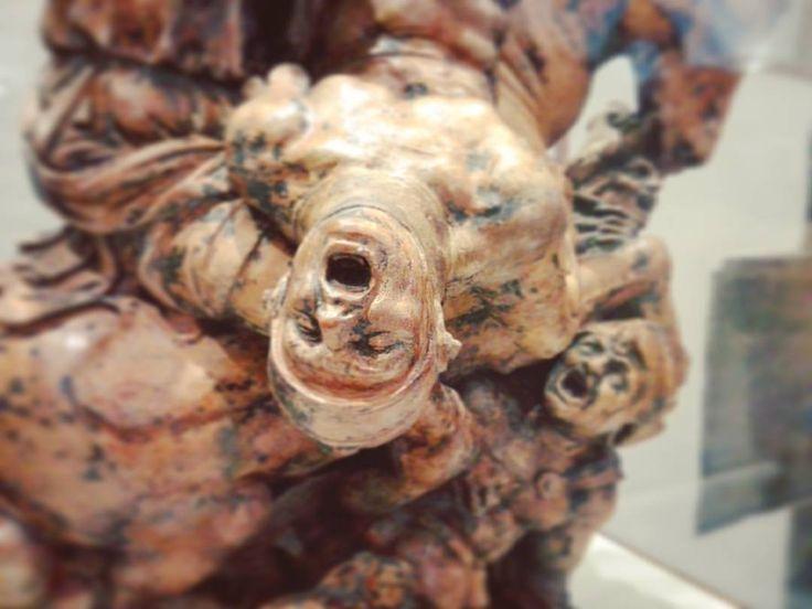 "Francesca Girelli on Instagram: ""#rustici #battaglia #anghiari #battlebetweenridersandfootsoldiers#bargello #museonazionaledelbargello #firenze #terracotta #bronzo…"""