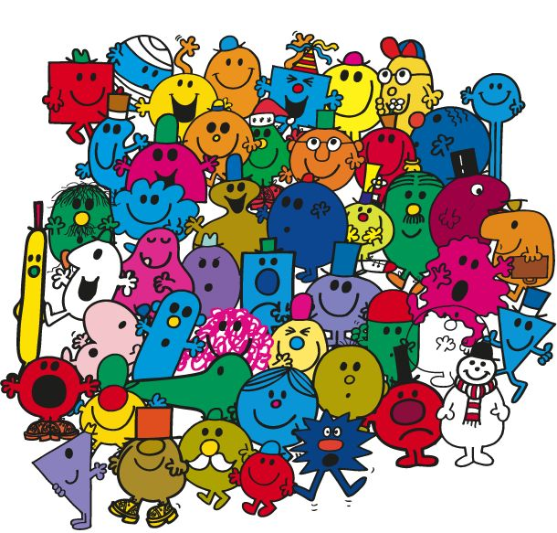 Characters   Mr Men & Little Miss mrmen.com The companions of my childhood who taught me about feelings and behaviour. Wish more parents would read these to their young children.