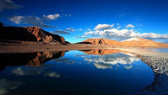 "osCurve Magico: Se considera Nam Co, que significa ""lago celestial..."