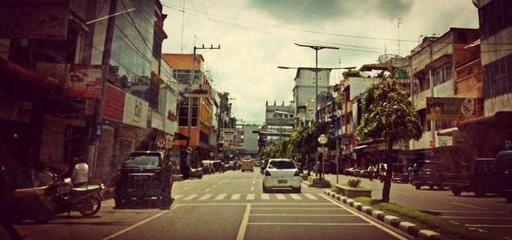 Kota Binjai di Sumatera Utara