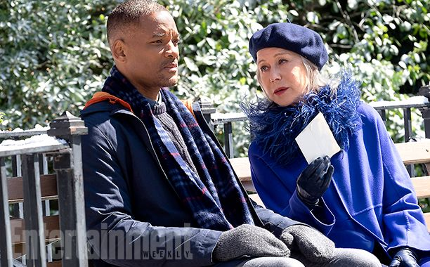 "It's hard to describe Collateral Beauty when no one — not even its star, Will Smith — will tell you anything beyond the basic plot listed on its IMDB page: Howard Inlet (Smith) finds his life shattered after a personal tragedy. ""It's a little bit It's a Wonderful Life and a little bit The Wizard of Oz,"" Smith says, not helping to clear things up at all. ""It's the process of Howard putting his life back together, but there's also some interesting mystical elements."" He laughs. ""Yeah, there's…"