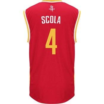 Luis Scola Adult Alternate Revolution 30 Replica Jersey