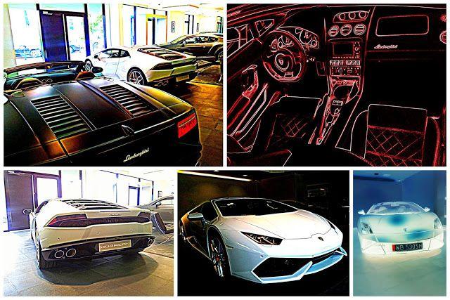 Lamborghini Salon Warsaw   Digital Poland