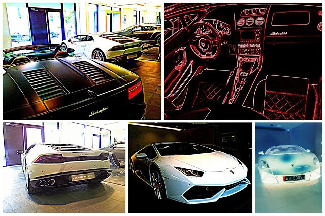 Lamborghini Salon Warsaw | Digital Poland