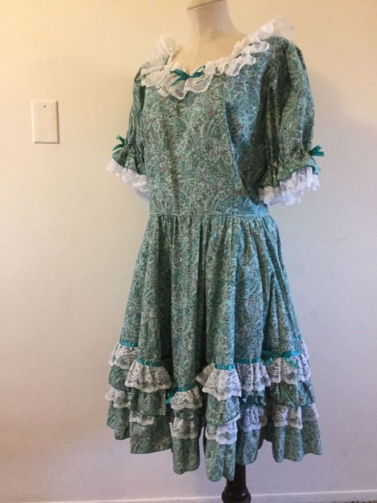 Best 25 country western dresses ideas on pinterest country handmade country western dress opry unique square dancing dress gumiabroncs Choice Image