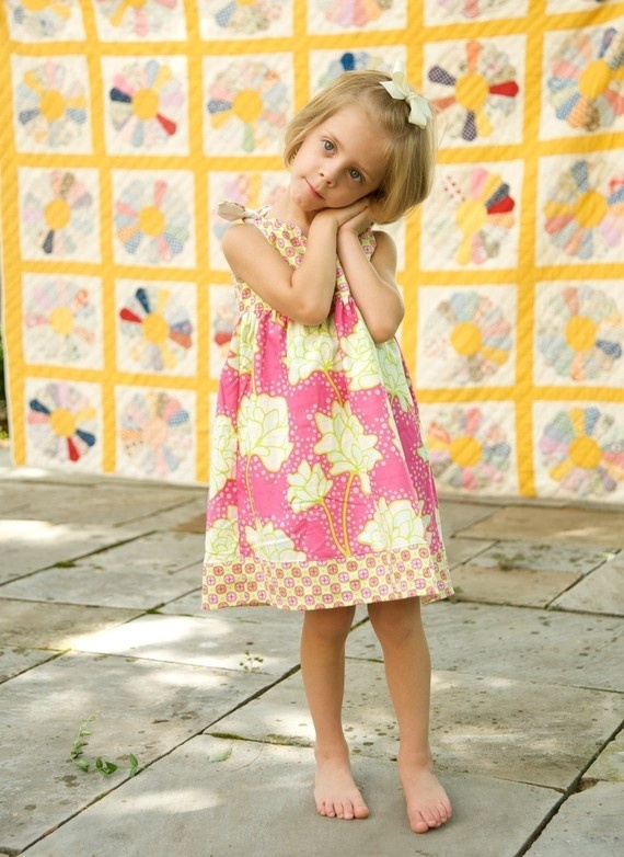 Summer dress for baby girl