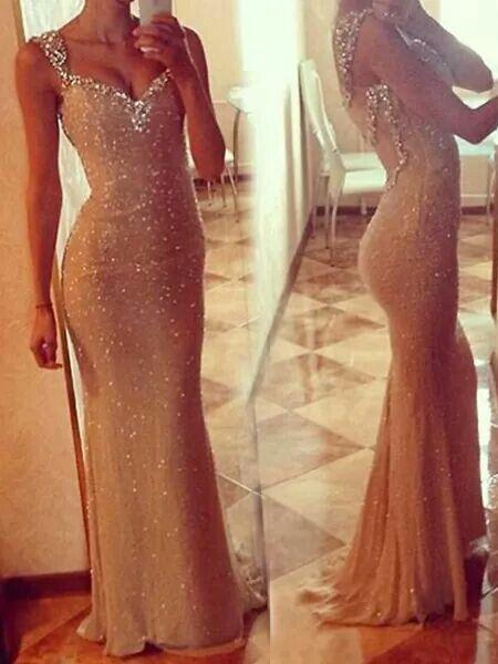 Rosegal mermaid dress. Beautiful!