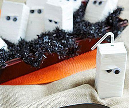 cute mummy juice box idea