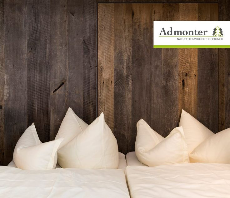 Sunbacked wood natural panles from Admonter
